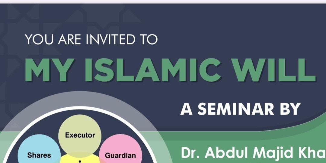 Islamic Will Seminar