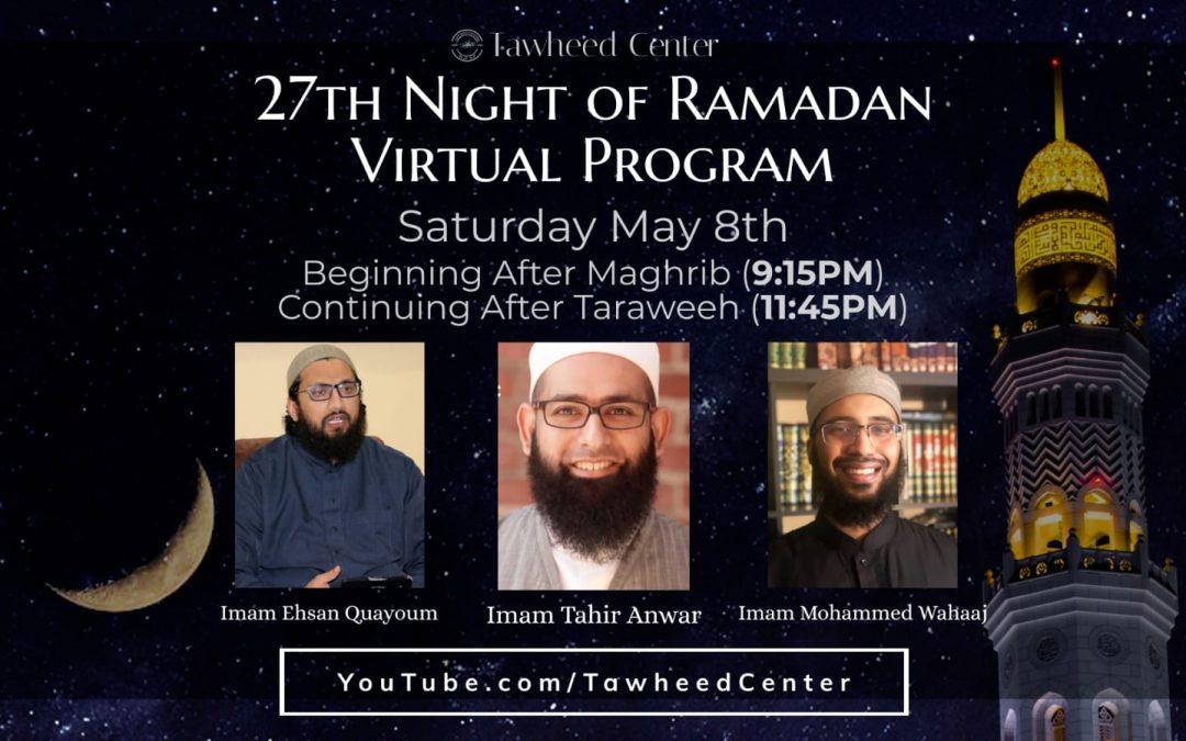 Last 10 nights of Ramadan